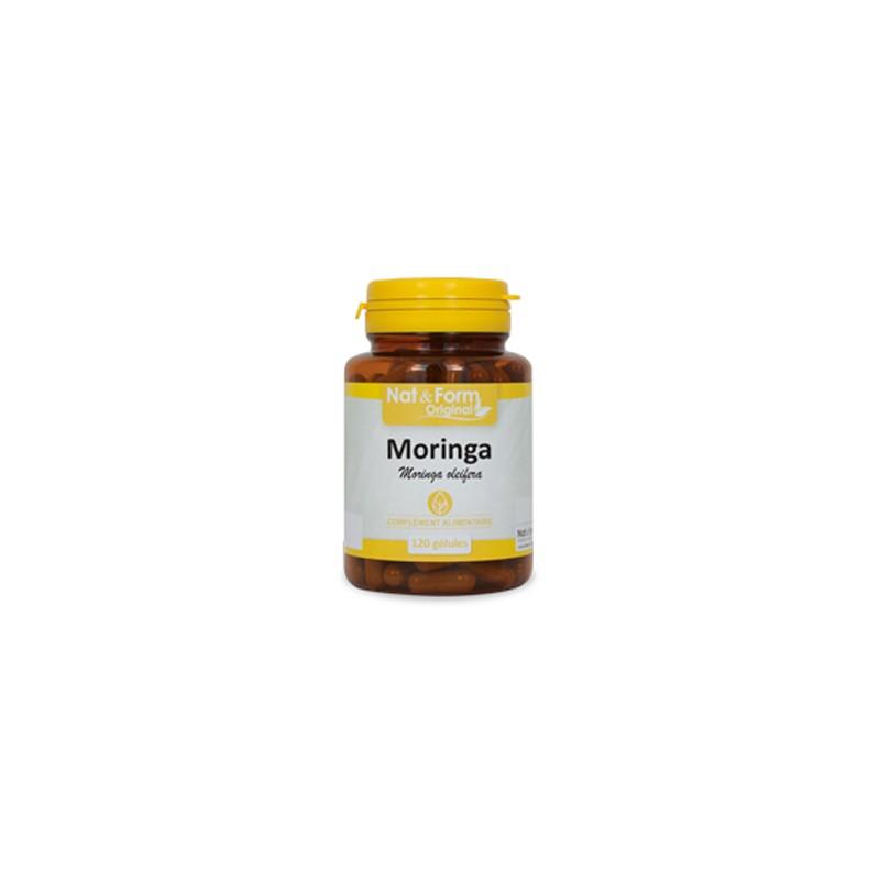 Moringa - 200 Gélules - PHARMACIE VERTE - Herboristerie à Nantes depuis 1942 - Plantes en Vrac - Tisane - EPS - Homéopathie - Ge