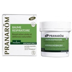 Baume Respiratoire - 70ML - PHARMACIE VERTE - Herboristerie à Nantes depuis 1942 - Plantes en Vrac - Tisane - EPS - Homéopathie