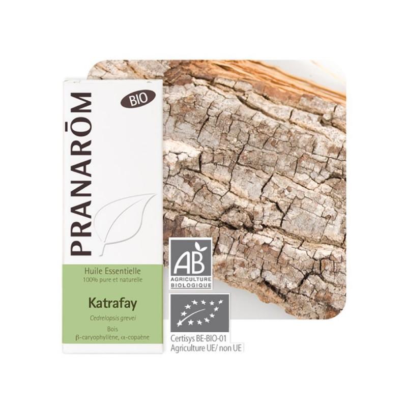 Katrafay Bio HE - 10ml - PHARMACIE VERTE - Herboristerie à Nantes depuis 1942 - Plantes en Vrac - Tisane - EPS - Bourgeon - Myco