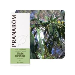Litsée Citronnée HE - 10ml - PHARMACIE VERTE - Herboristerie à Nantes depuis 1942 - Plantes en Vrac - Tisane - EPS - Homéopathie