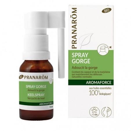 Spray Gorge - 15ml - PHARMACIE VERTE - Herboristerie à Nantes depuis 1942 - Plantes en Vrac - Tisane - EPS - Homéopathie - Gemmo