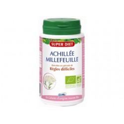 ACHILLEE MILLEFEUILLE Bio - 90 gélules - PHARMACIE VERTE - Herboristerie à Nantes depuis 1942 - Plantes en Vrac - Tisane - EPS -