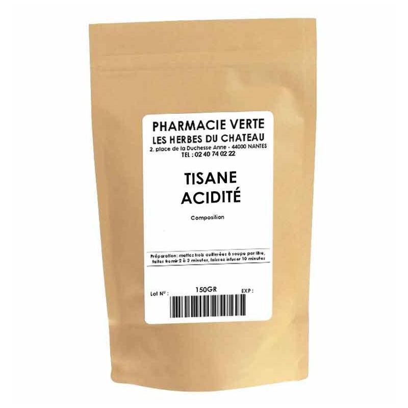 ACIDITE - 150GR - PHARMACIE VERTE - Herboristerie à Nantes depuis 1942 - Plantes en Vrac - Tisane - EPS - Homéopathie - Gemmothe