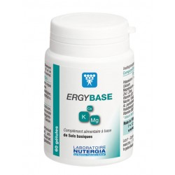ERGYBASE - 60 gélules - PHARMACIE VERTE - Herboristerie à Nantes depuis 1942 - Plantes en Vrac - Tisane - EPS - Homéopathie - Ge