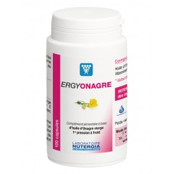 ERGYONAGRE - 100 gélules - PHARMACIE VERTE - Herboristerie à Nantes depuis 1942 - Plantes en Vrac - Tisane - EPS - Bourgeon - My
