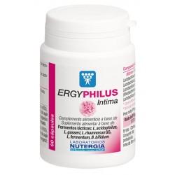 ERGYPHILUS Intima - 60 gélules - PHARMACIE VERTE - Herboristerie à Nantes depuis 1942 - Plantes en Vrac - Tisane - EPS - Homéopa