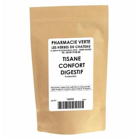 CONFORT DIGESTIF - 150GR - PHARMACIE VERTE - Herboristerie à Nantes depuis 1942 - Plantes en Vrac - Tisane - EPS - Homéopathie -
