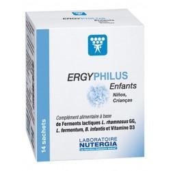 ERGYPHILUS Enfants - 14 sachets - PHARMACIE VERTE - Herboristerie à Nantes depuis 1942 - Plantes en Vrac - Tisane - EPS - Bourge