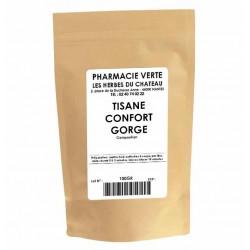 CONFORT GORGE - 100GR - PHARMACIE VERTE - Herboristerie à Nantes depuis 1942 - Plantes en Vrac - Tisane - EPS - Bourgeon - Mycot