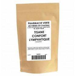 CONFORT LYMPHATIQUE - 150GR - PHARMACIE VERTE - Herboristerie à Nantes depuis 1942 - Plantes en Vrac - Tisane - EPS - Homéopathi