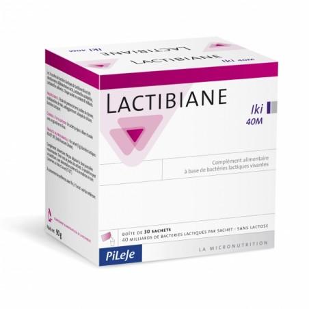 LACTIBIANE IKI - 30 sachets - PHARMACIE VERTE - Herboristerie à Nantes depuis 1942 - Plantes en Vrac - Tisane - EPS - Homéopathi