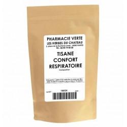 CONFORT RESPIRATOIRE - 100GR - PHARMACIE VERTE - Herboristerie à Nantes depuis 1942 - Plantes en Vrac - Tisane - EPS - Homéopath