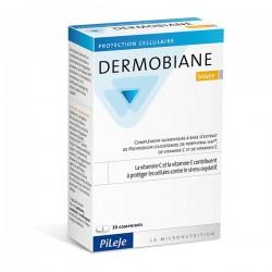 DERMOBIANE Solaire - 30 comprimés - PHARMACIE VERTE - Herboristerie à Nantes depuis 1942 - Plantes en Vrac - Tisane - EPS - Homé