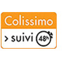 Livraison COLISSIMO 48H