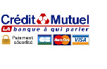 Paiement par Visa, Mastercard, 3DSecure